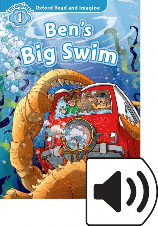 Oxford Read and Imagine 1 Ben´s Big Swim Audio Mp3 Pack