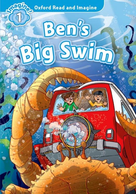 Oxford Read and Imagine 1 Ben´s Big Swim