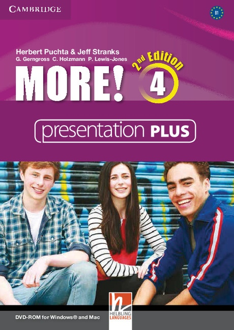 More! 4 2nd Edition Interactive Classroom DVD-ROM