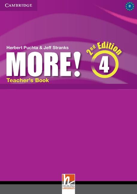 More! 4 2nd Edition Teacher´s Book
