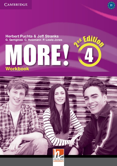 More! 4 2nd Edition Workbook
