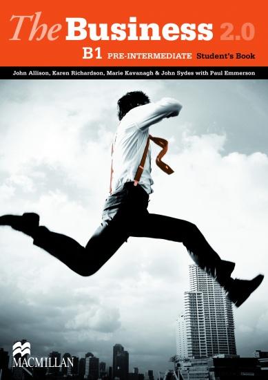 The Business 2.0 Pre-Intermediate Student´s Book