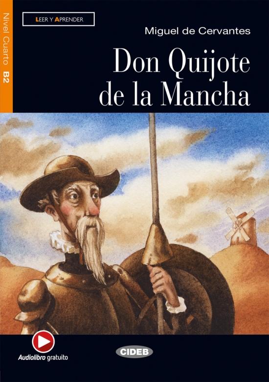 BLACK CAT - DON QUIJOTE DE LA MANCHA + CD (Level 4) (Nueva edición)