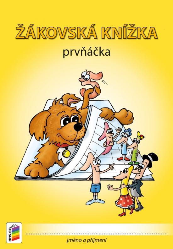 Žákovská knížka prvňáčka (1-03)