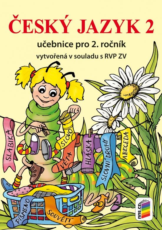 Český jazyk 2 (učebnice) - nová řada (2-55)
