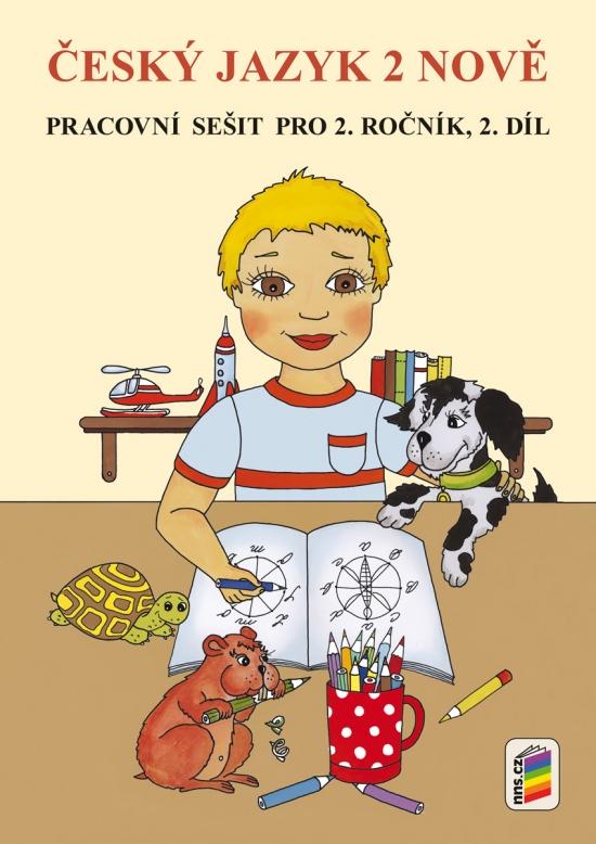 Český jazyk 2 NOVĚ, 2. díl (pracovní sešit) (2-54)