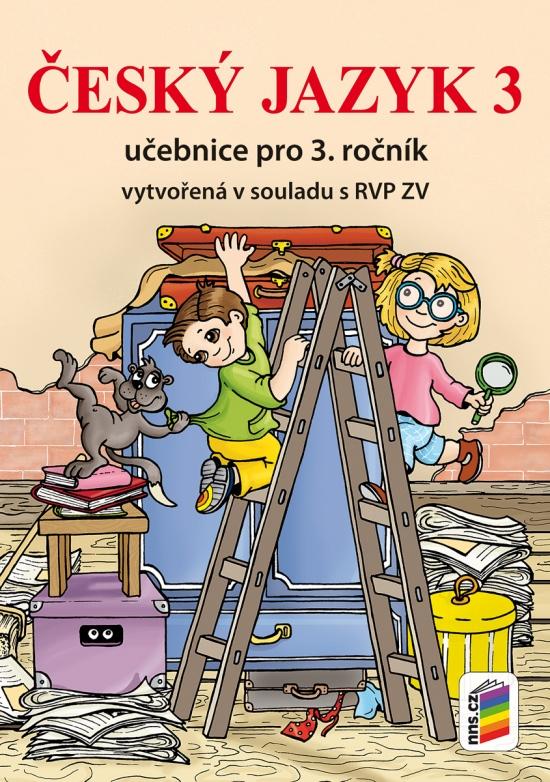 Český jazyk 3 (učebnice) - nová řada (3-55) : 9788076000414