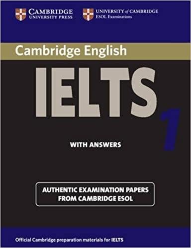 Cambridge IELTS Self-study Student´s Book 1 : 9780521497671
