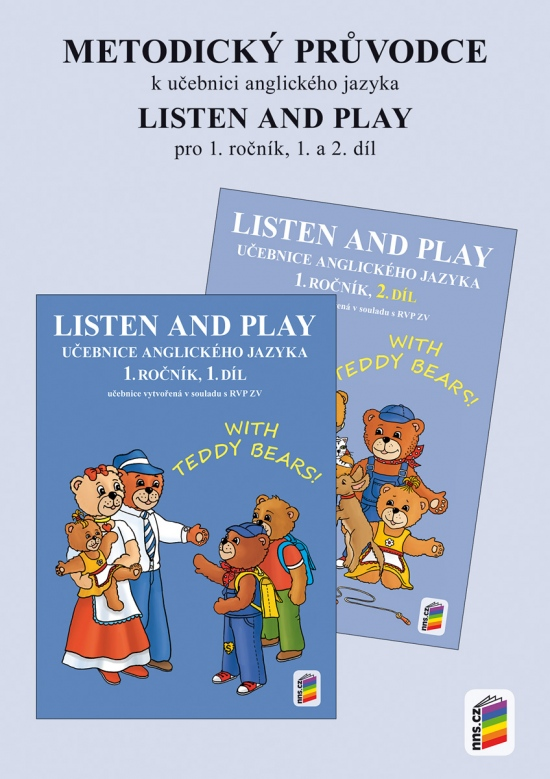 Metodický průvodce Listen and play 1 (1-83)