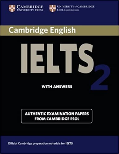 Cambridge IELTS Self-study Student´s Book with answers 2 : 9780521775311