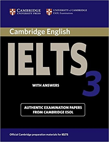 Cambridge IELTS Self-study Student´s Book with answers 3 : 9780521013338