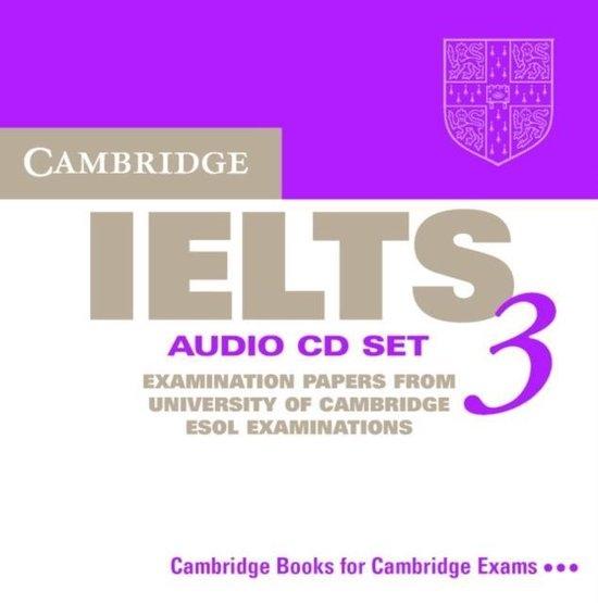Cambridge IELTS Audio CDs (2) 3