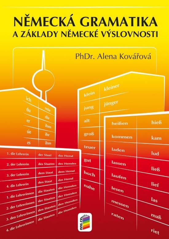 Německá gramatika a základy německé výslovnosti (0-10)
