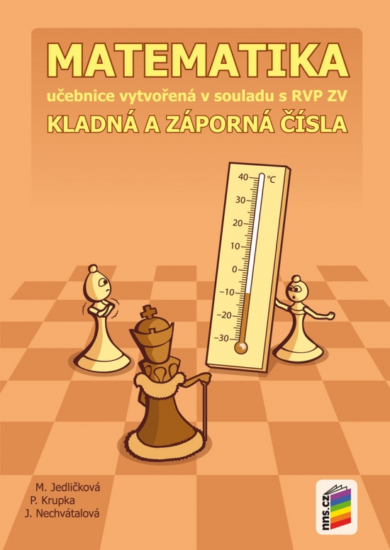 Matematika - Kladná a záporná čísla - učebnice (6-24)
