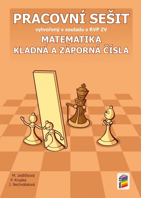 Matematika - Kladná a záporná čísla - pracovní sešit (6-25) : 9788076000018