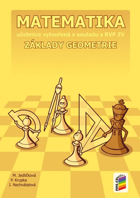 Matematika - Základy geometrie - učebnice (6-28) : 9788072894239