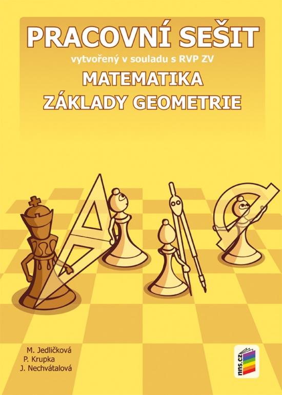 Matematika - Základy geometrie - pracovní sešit (6-29)