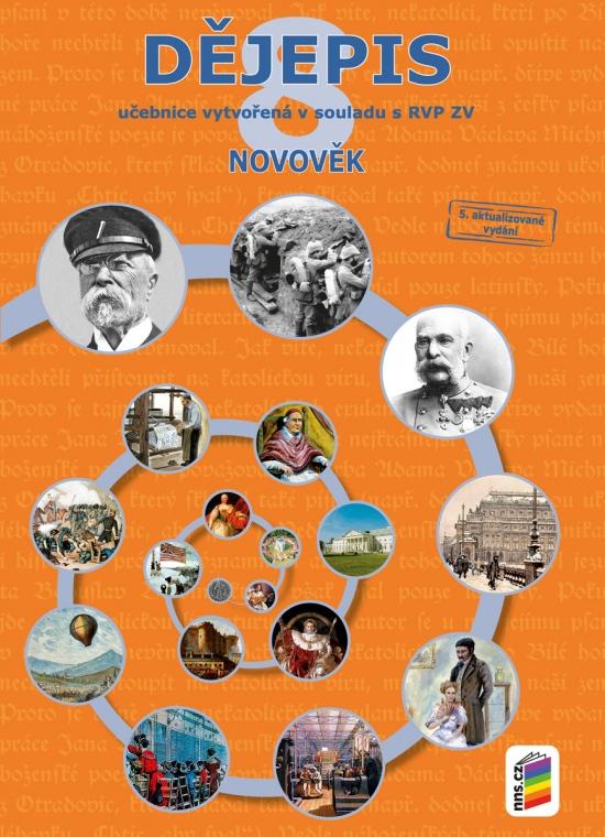Dějepis 8 - Novověk (učebnice) 8-40