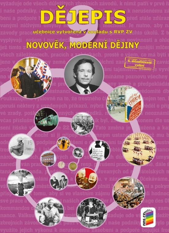 Dějepis 9 - Novověk, moderní dějiny (učebnice) 9-40