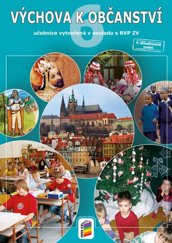 Výchova k občanství 6 (učebnice) (6-90)