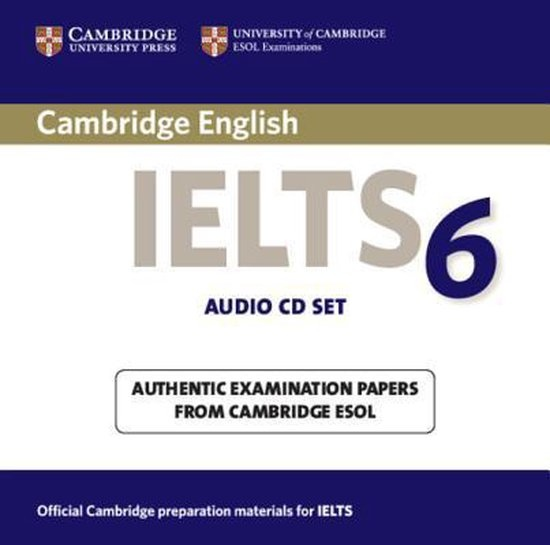 Cambridge IELTS Audio CDs (2) 6 : 9780521693103