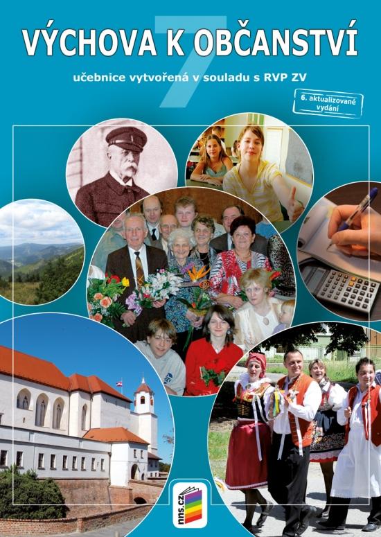 Výchova k občanství 7 (učebnice) (7-90) : 9788072899609