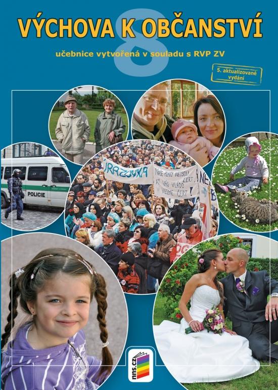 Výchova k občanství 8 (učebnice) -(8-90) : 9788072899241