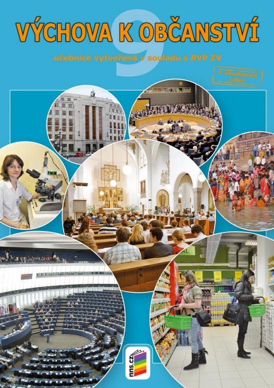 Výchova k občanství 9 (učebnice) (9-90) : 9788072898350