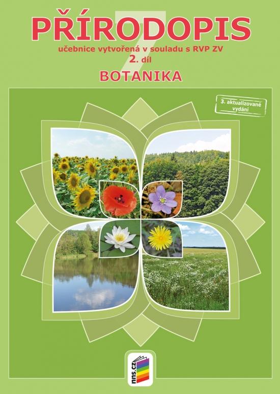Přírodopis 7, 2. díl - Botanika (učebnice) (7-31)