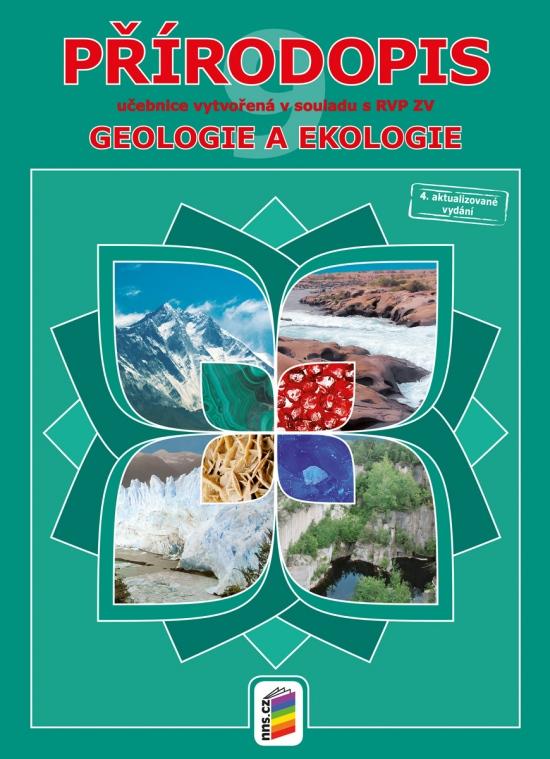 Přírodopis 9 - Geologie a ekologie (učebnice) (9-30) : 9788072893652