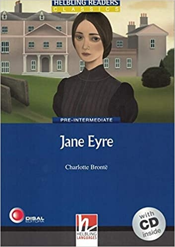HELBLING READERS Blue Series Level 4 Jane Eyre + Audio CD