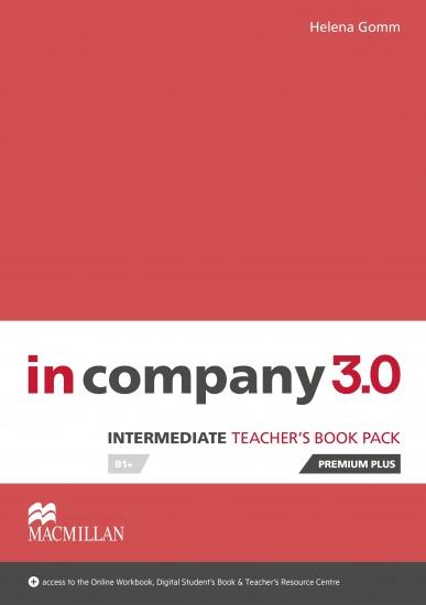 In Company 3.0 Intermediate Teacher´s Book Premium Plus Pack