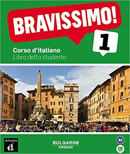 BRAVISSIMO! 1 – LIBRO DELLO STUDENTE + CD