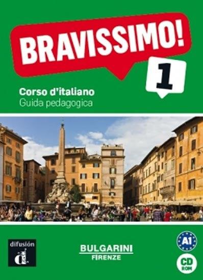 BRAVISSIMO! 1 – GUIDA PEDAGOGICA CD-ROM