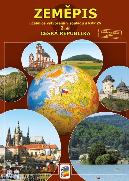 Zeměpis 8, 2. díl - Česká republika (8-76) : 9788072895182