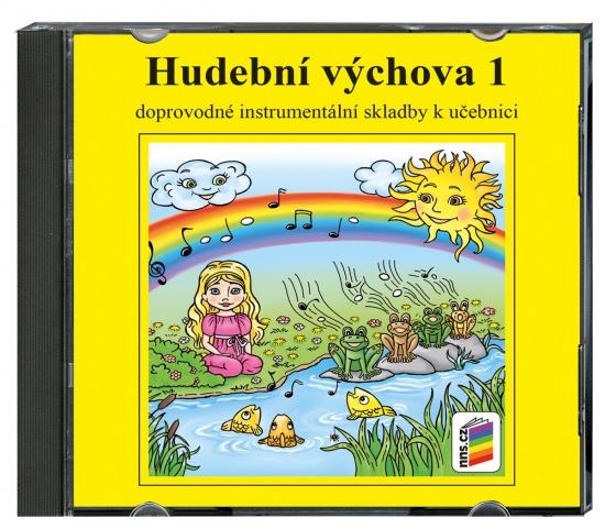 CD k učebnici hudební výchovy 1 (1-58) : 8594031503071