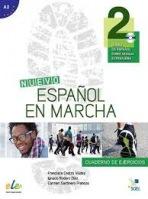 NUEVO ESPANOL EN MARCHA 2 EJERCICIOS + CD