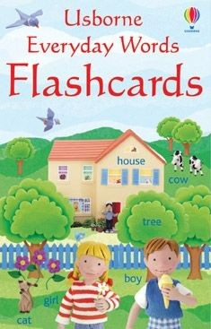 Usborne - Everyday Words Flashcards