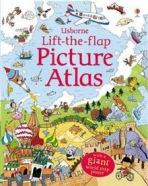Usborne - Lift-the-flap picture atlas