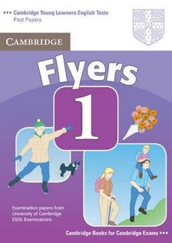 Cambridge Young Learners English Tests, 2nd Ed. Flyers 1 Student´s Book