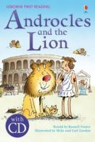Usborne First Readers 4 - Androcles and the Lion + CD