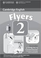 Cambridge Young Learners English Tests, 2nd Ed. Flyers 2 Answer Booklet