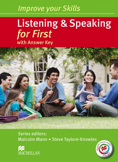 Improve Your Skills for First (FCE) Listening & Speaking Student´s Book with Key & Macmillan Practice Online