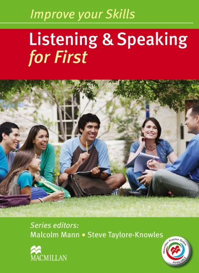 Improve Your Skills for First (FCE) Listening & Speaking Student´s Book without Key with Macmillan Practice Online
