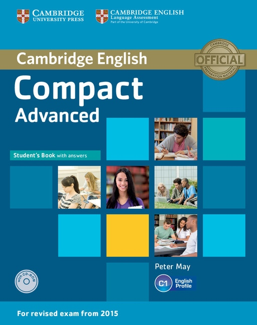 Compact Advanced Student´s Book with Answers & CD-ROM