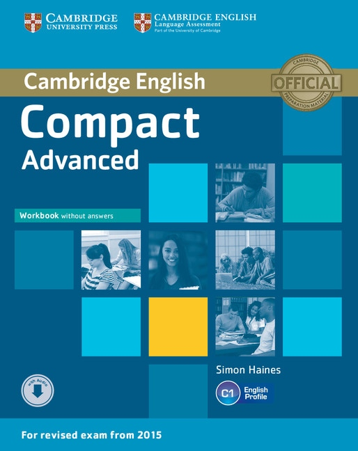 Compact Advanced Workbook without Answers with Audio