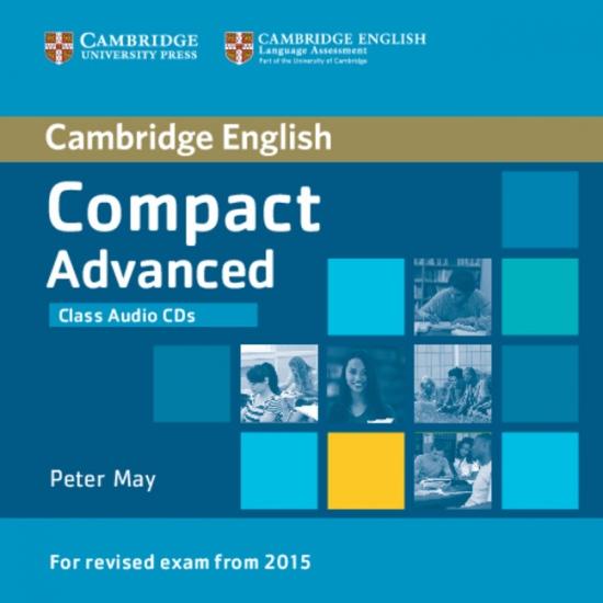 Compact Advanced Class Audio CDs (2)