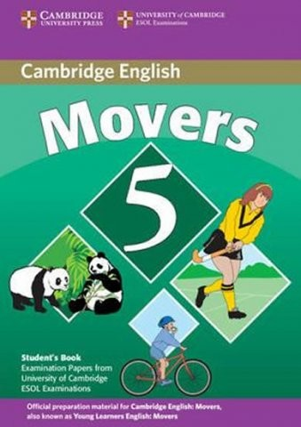 Cambridge Young Learners English Tests Movers 5 Student´s Book