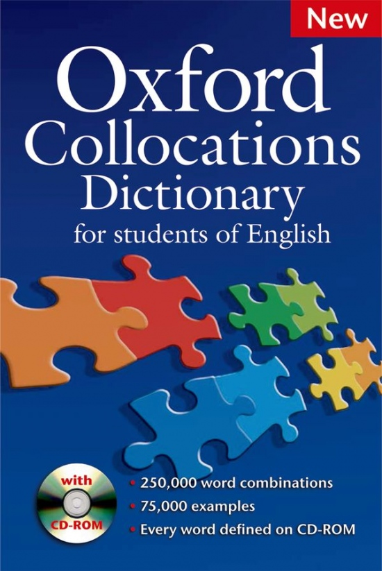 Oxford Collocations Dictionary for Students of English (2nd Edition) with CD-ROM