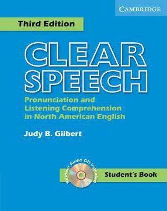 Clear Speech. 3rd Ed. Student´s Book + CD